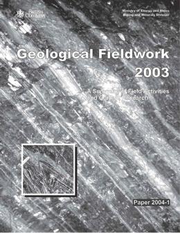 Geological Fieldwork 2003